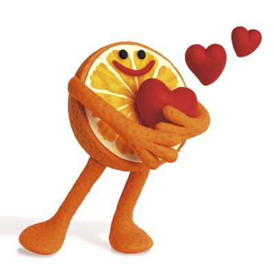 #NaranjaOrange3